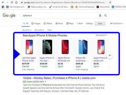 Google shoping Ads